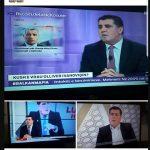 Lutfi Haziri pushton ekranet – në tri televizione në të njëjtën kohë