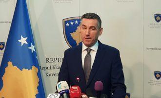 Veseli: Iniciativa për shfuqizimin e Speciales është në pajtim me procedurat