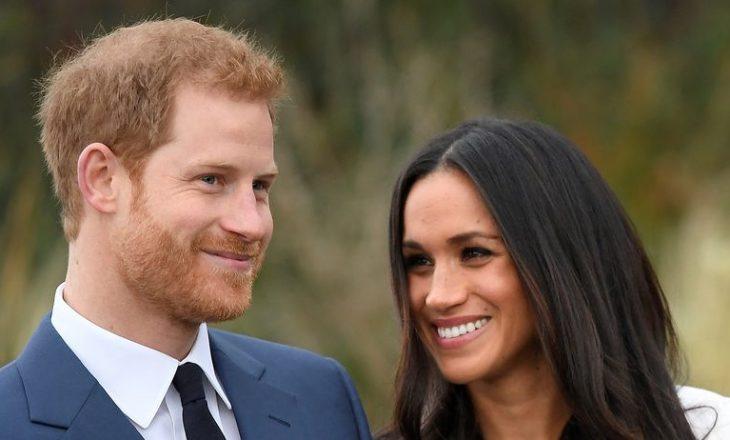 Princi Harry dhe e fejuara e tij zbulojnë detajet mbi kurorëzimin e tyre