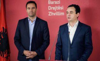 Kurti: Haradinaj për karrige të tij i shiti 8200 hektarë tokë