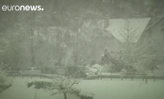 Mot i keq në Ballkan – reshje bore deri në 120 cm