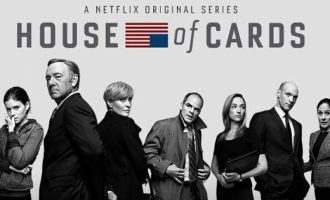"Vdes aktori i ""House of Cards"""