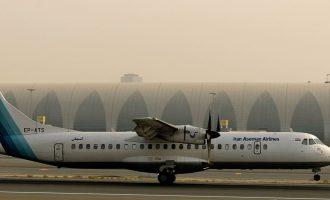 Irani merr masa pas rrëzimit të një aeroplani
