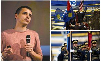 Rrëfimi i jashtëzakonshëm i aktivistit serb për 10 vjetorin e Pavarësisë