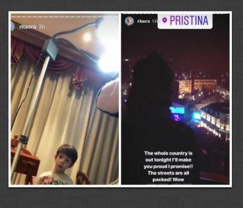 """""""Ai nuk e ka idenë kush këndon sonte"""" – e fton Rita Orën në koncert"""