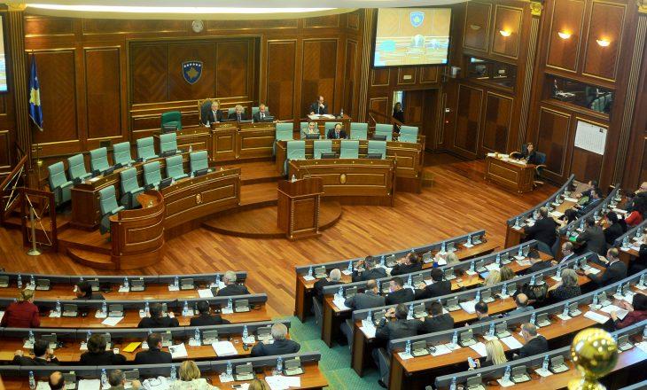 Kuvendi sot voton për ratifikimin e Demarkacionit