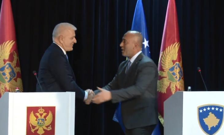 Kryeministri i Malit të Zi ia thotë në fytyrë Haradinajt: Për ne demarkacioni është kryer