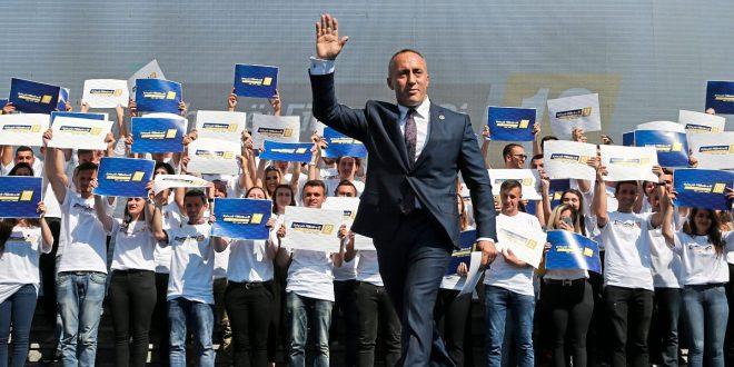 Kryeministri Haradinaj e bën edhe Dukagjinin me autostradë