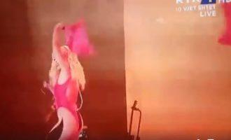 """RTK-ja thotë se kompania ligjore e Rita Orës ndaloi transmetimin e vallëzimit të """"Shotës"""""""