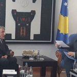Kryeministri nis takimin me përfaqësuesit e SBAShK-ut