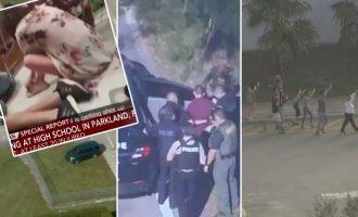 Gjakderdhje e madhe në një shkollë të mesme në Floridë
