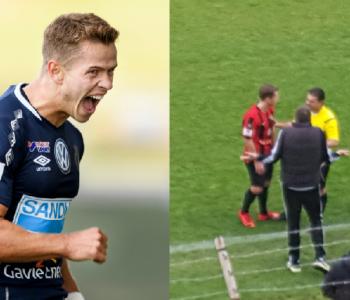"""""""Më shau dhe deshi të më sulmonte"""" – futbollisti nga Drenica përplaset me trajnerin serb"""
