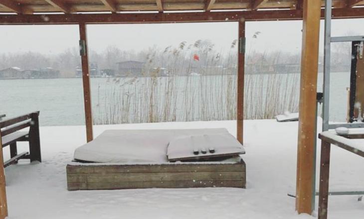 Bora zbardh edhe Ulqinin [FOTO]