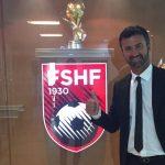 """Lojtarët e Shqipërisë """"nuk guxojnë të lëvizin"""" nga Panucci"""