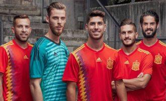 Grupi i futbollistëve dhe formacioni i mundshëm i Spanjës në Kupën e Botës, Rusi 2018