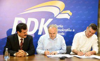 Arsyeja pse PSHDK u largua nga koalicioni me PDK-në