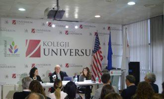 Eksperti amerikan Bugajski foli në Kosovë për ndikimin rus në ballkan