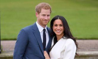 Mbretëresha zyrtarisht lejon martesën e princit Harry