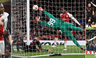 Arsenali i Xhakës dhe Salzburgu i Valon Berishës, në çerekfinale të Europa League