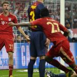 Barcelona i vihet prapa lojtarit të Bayern Munchen