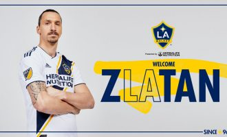Ibrahimoviç prezantohet nga L.A Galaxy (VIDEO)