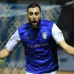 Atdhe Nuhiu hero i Sheffield Wednesday