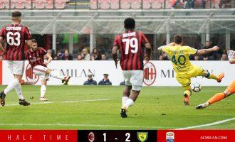 Milano po ndeshet me fat të Arsenalit – rezultati kundër Chievos (VIDEO)