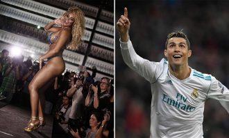"""Ronaldo mund të ketë telashe me gjyakatat për shkak të """"të pasmeve më të mira"""" (FOTO)"""