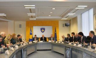 MAShT organizoi takim të nivelit të lartë ku u diskutua gjendja në arsim
