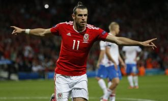 LIVE / Dy gola nga Gareth Bale (Video)