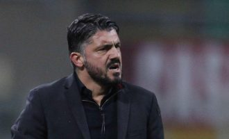Gattuso shfaqet i ashpër me lojtarët e tij