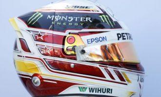 Helmetat fantastike për sezonin e ri në Formula 1 (Foto)