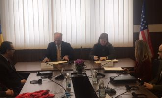 ShBA-të dhurojnë donacion për Prokurorinë Themelore të Gjilanit