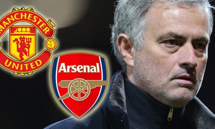 Ofertë befasuese e Mourinhos për lojtarin e Arsenal