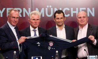 Bayern Munchen fillon negociatat me pasardhësin e Heynckes