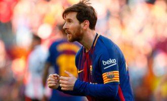 """""""Jashtëtokësori"""" Messi, di të vallëzoj (VIDEO)"""