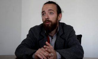 """Shpikja e """"barit"""" që gati sa nuk ia mori jetën gazetarit Milot Hasimja"""