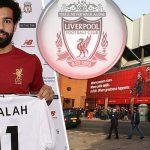 Liverpool kërkon shifër astronomike për Salah