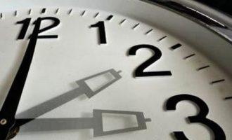 Nga nesër ndryshohet ora