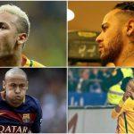Frizurat e Neymar ndër vite (Foto)
