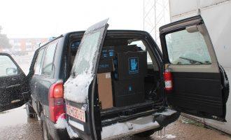 Kosova dërgon ndihmë pajisje për Emergjencat e Republikës së Shqipërisë