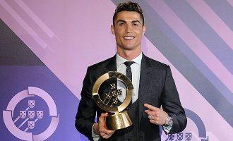Ronaldo shpallet më i miri