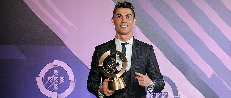Image result for Cristiano Ronaldo win Quinas de Oro