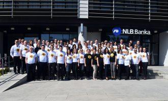 """NLB Banka përkrah fushatën """"Ti je një luledielli"""""""
