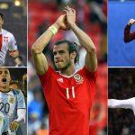 Golashënuesit më të mirë në kombëtaret e tyre (Foto)
