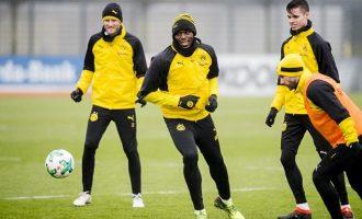 Përcjelleni LIVE stërvitjen e Usain Bolt me Borussia Dortmund (Video)