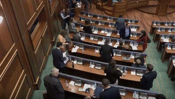 Të dorëhequrit e Vetëvendosjes japin qëndrimin e fundit para seancës për demarkacionin