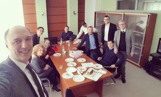 Nisma e parë e Grupit të Pavarur të Deputetëve në Kuvend