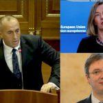 Haradinaj i dhuron penallti Serbisë kundër Kosovës – Deklarata skandaloze e kryeministrit për Asociacionin