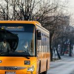 Autobusi i Trafikut Urban aksidentohet në kungj